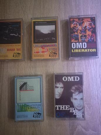 OMD kasety magnetofonowe