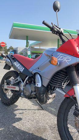 Mota Yamaha 125 TDR