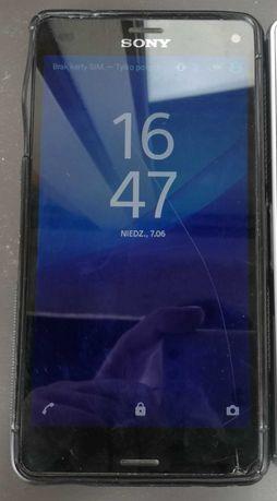 Sony Xperia Z3 Compact (nie działa dotyk)