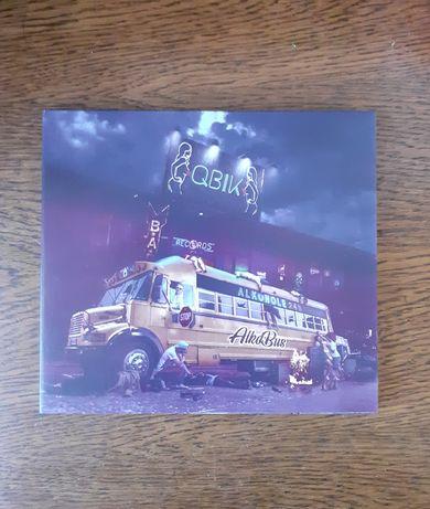 Płyta QBIK alkobus autograf