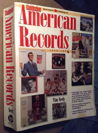 American Records (Anos 50 até 70) - Goldmine Vinyl price guide