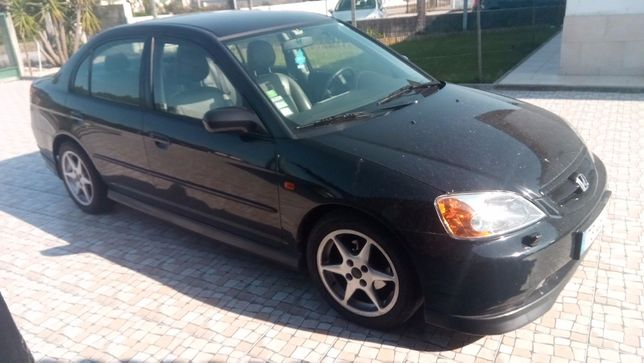 Honda Civic 2000 a 2005
