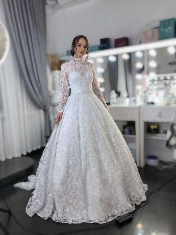 Новое Эксклюзивное Свадебное Платье по доступной цене в Одессе