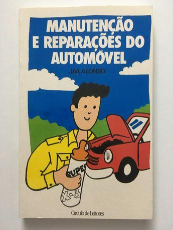 Manutenção e Reparação do Automóvel - JM Alonso