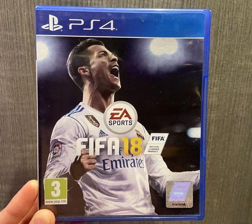 Fifa 18 продажа русская версия