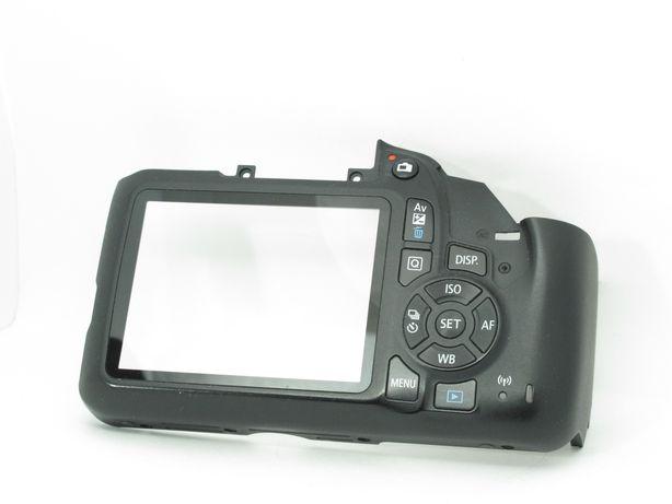 Canon EOS 1300D tampa traseira sem LCD