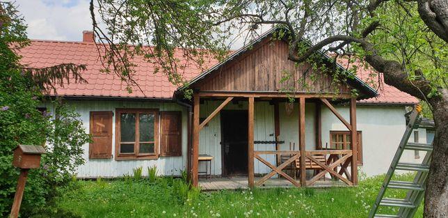 Sprzedam dom 100 m2 na działce 1500 m2 w Bebelnie-Wsi koło Włoszczowy