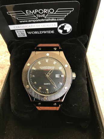 Emporio time zegarek