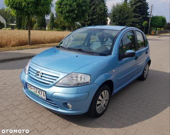 Citroën C3 1.4 HDi Klima, 5 Drzwi, 2005r, Zadbany! Polecam!