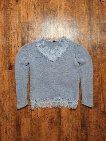 Ermanno Scervino кашемировый свитер (не brunello cucinelli , kenzo )