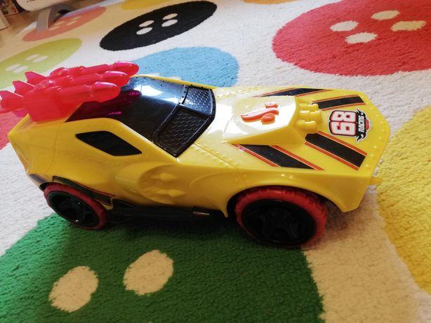 Samochód z dźwiękiem hot wheels