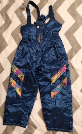 Spodnie zimowe ocieplane EVEREST r. 110