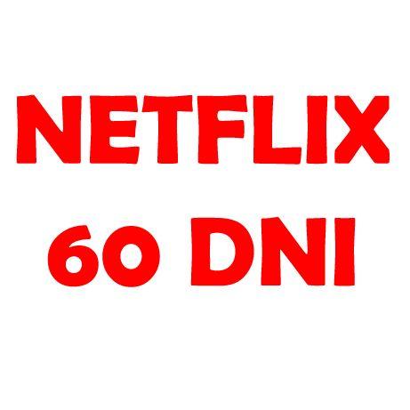 NETFLIX 61 DNI PREMIUM PL + gratis HBO GO   Wysyłka konta w minute!