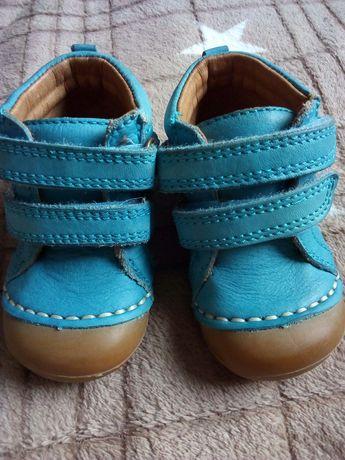 Кроссовки кожаные на липучках 6-12 месяцев кроссовки для мальчика 19 р
