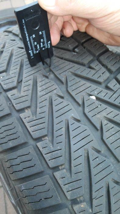 komplet kół: felgi stalowe 5x114.3 + opony zimowe 215/65/R16 Kalisz - image 1