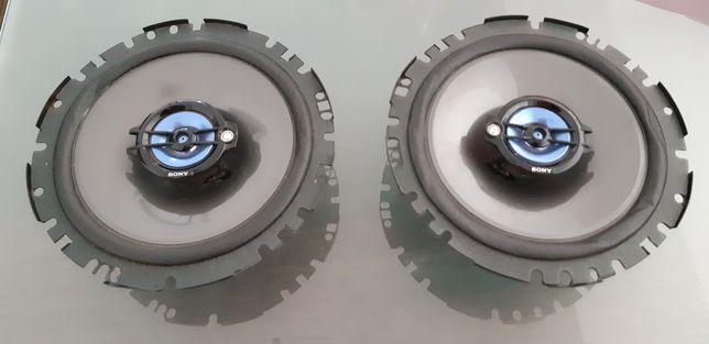 Colunas de autoradio Sony, 200w, 3 vias