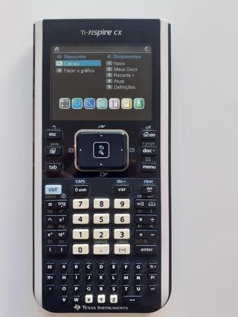 Calculadora gráfica Texas TI nSpire CX