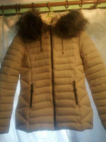 Зимняя куртка женская 50 рр