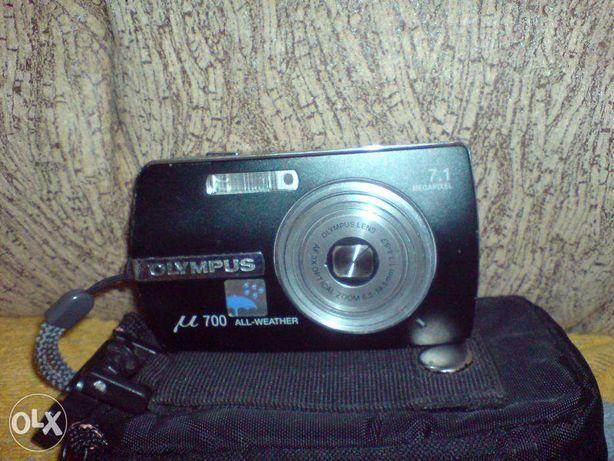 Фотоаппарат олимпус м700