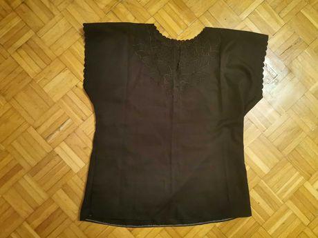 Piękna bluza damska w kolorze czarnym. Stan bardzo dobry