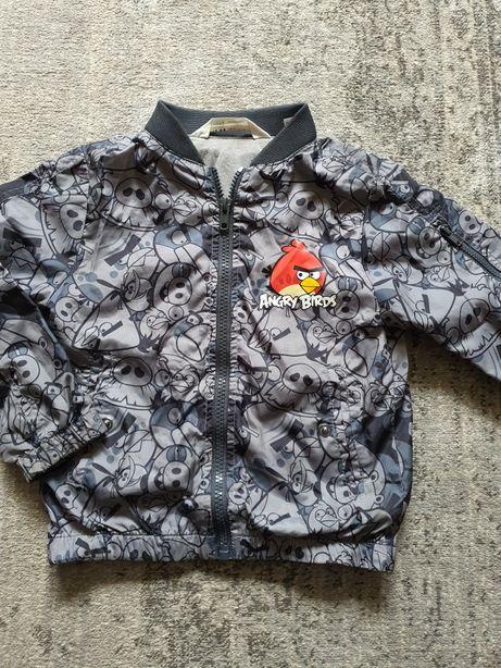 Hm kurtka kurteczka wiatrówka angry Birds 98