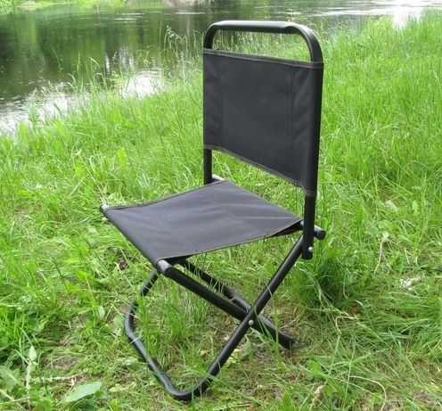 Раскладной рыбацкий стул