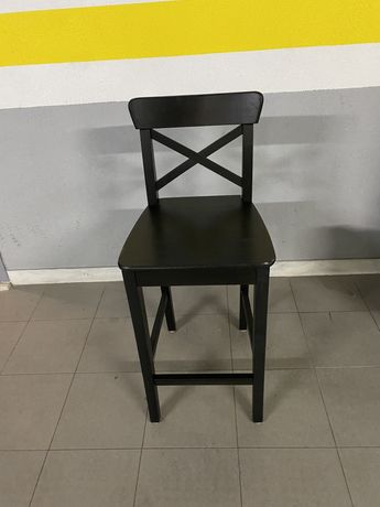 Ikea: cadeira alta Ingolf
