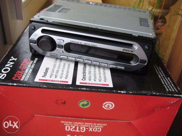 Автомагнитола Sony CDX-GT20 MP3 оригинал