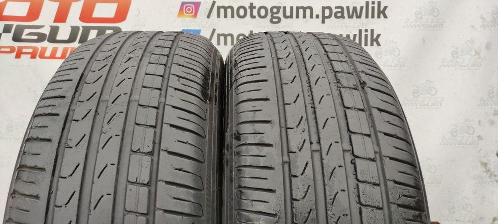 Opony letnie 2x 235/60r18 Pirelli 5mm 17r. Trzebyczka - image 1