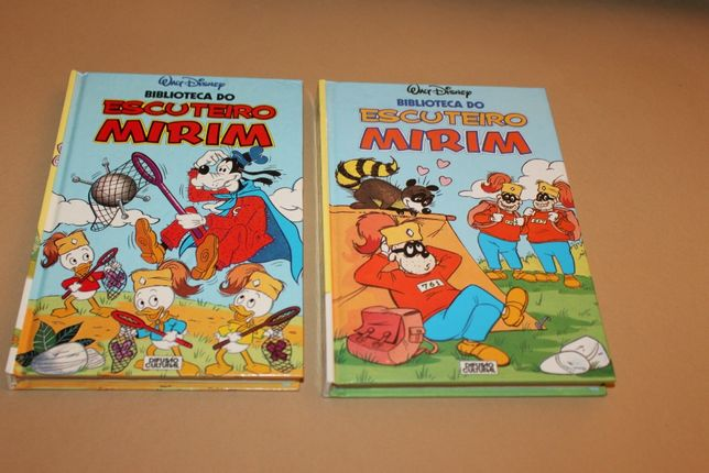Biblioteca do Escuteiro Mirim Disney