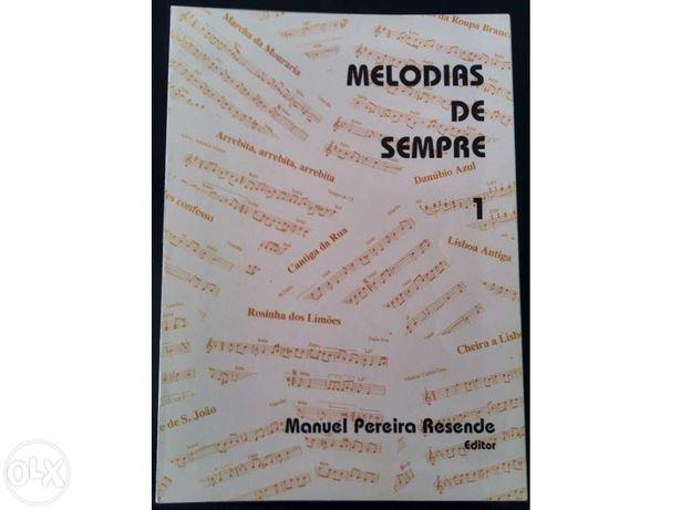 Pautas Musicais_Colecção Melodias de Sempre