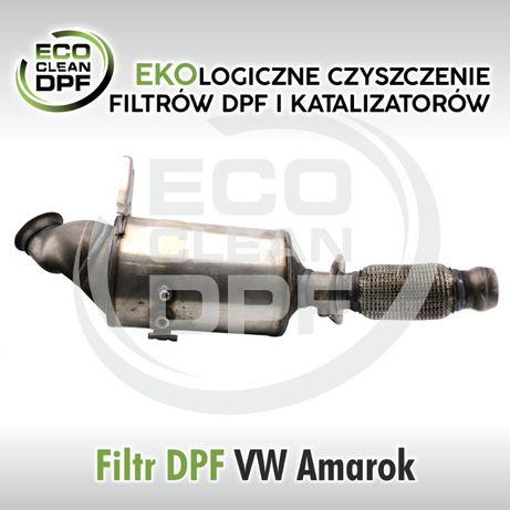 Volkswagen Amarok- DPF / Katalizator / SCR /FAP