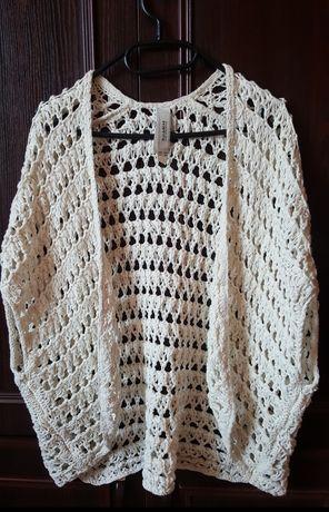 Sweterek kamizelka PULL&BEAR, rozmiar M