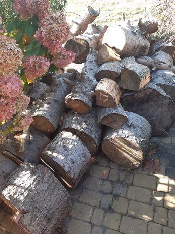 Drewno opałowe, świerk