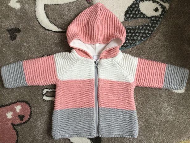 Ciepły sweterek c&a rozm 68