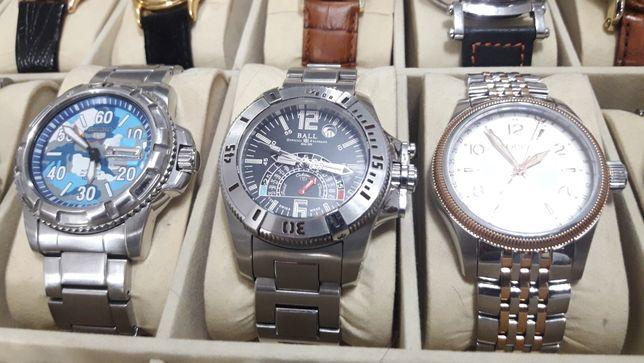 Trzy porządne zegarki na każdą okazję Ball Oris Seiko zamiana na jeden