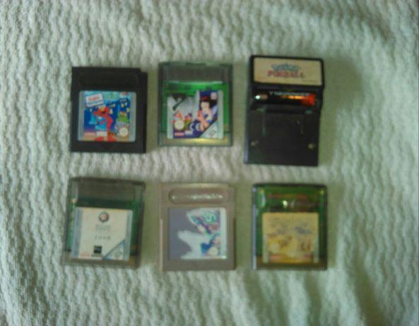 Jogos para Gameboy Vendo individual