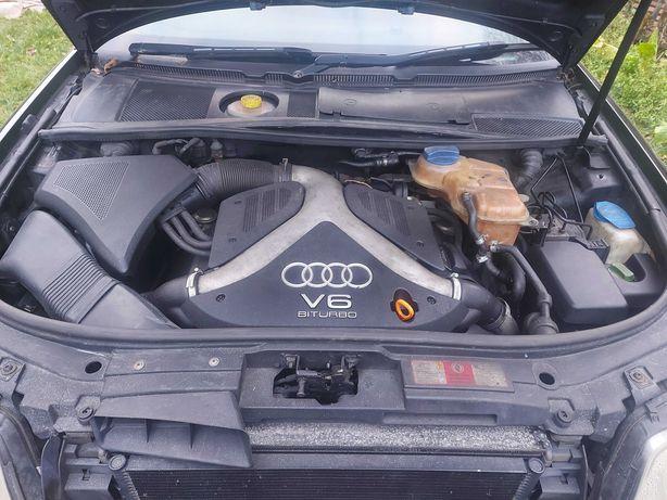 Silnik audi 2.7 biturbo ARE 180tysi km przebiegu