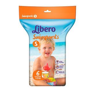 Подгузники для плаванья Libero S