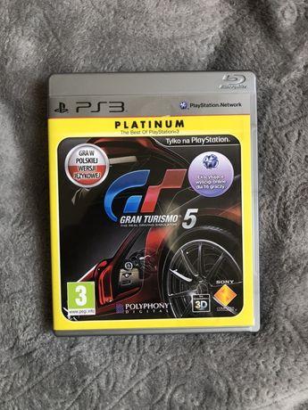 Gran Turismo 5 gra na ps3