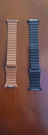 Pasek Apple Watch 42/44mm skóra Okazja!