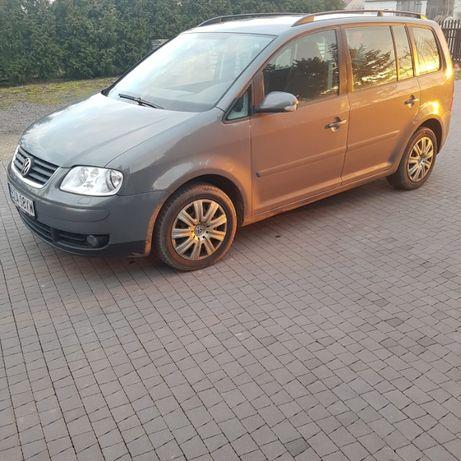 VW Volkswagen Touran