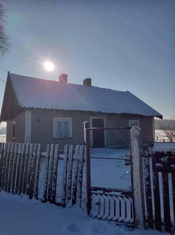 Dom w pięknej mazurskiej wsi