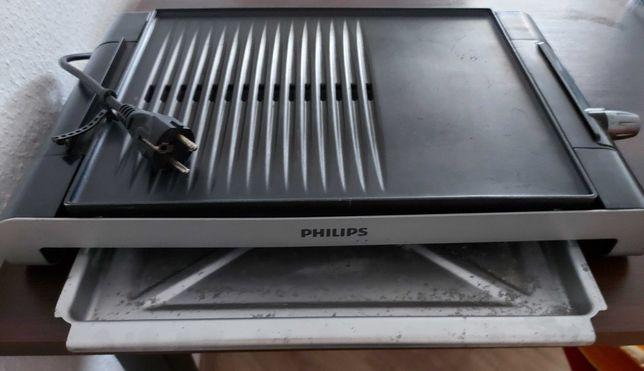 Grill elektryczny stołowy philips