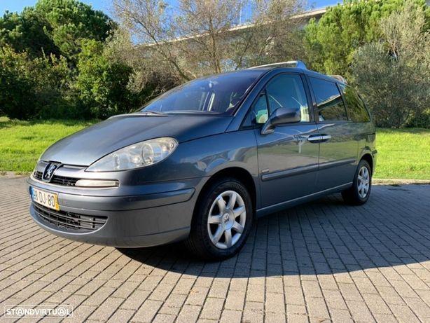 Peugeot 807 2.0 HDi Navteq