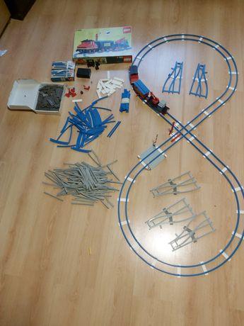Lego 183 zestaw kolejka 4.5V  pociąg lokomotywa super stan pudełko