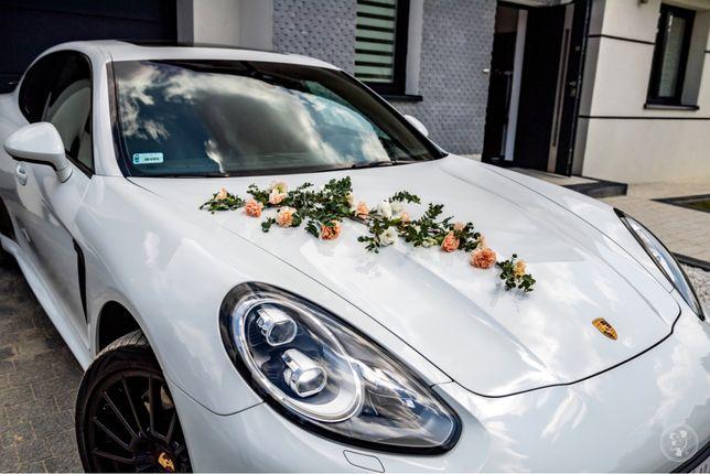 Porsche Panamera GTS auto do Ślubu WESELA samochód Opole opolskie
