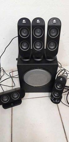 Głośniki Logitech x-530