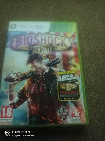 BioShock infinite na Xbox 360