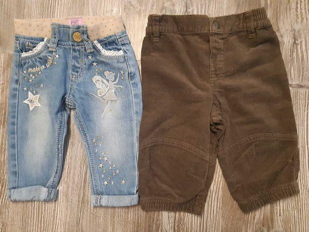 Spodnie komplet dziewczęce